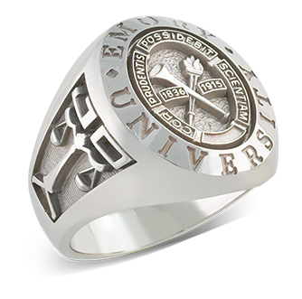 College Rings For Emory University By Herff Jones