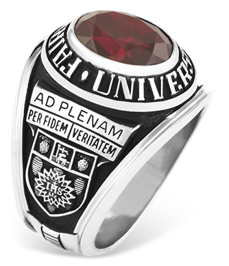 image of example Fairfield University rings